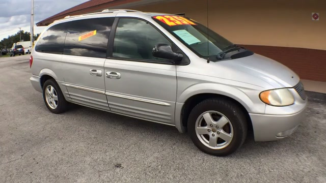 2002 Chrysler Town_&_Country