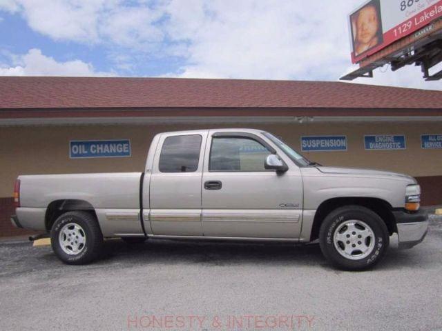 2001 Chevrolet Silverado 1500 – J 4499A