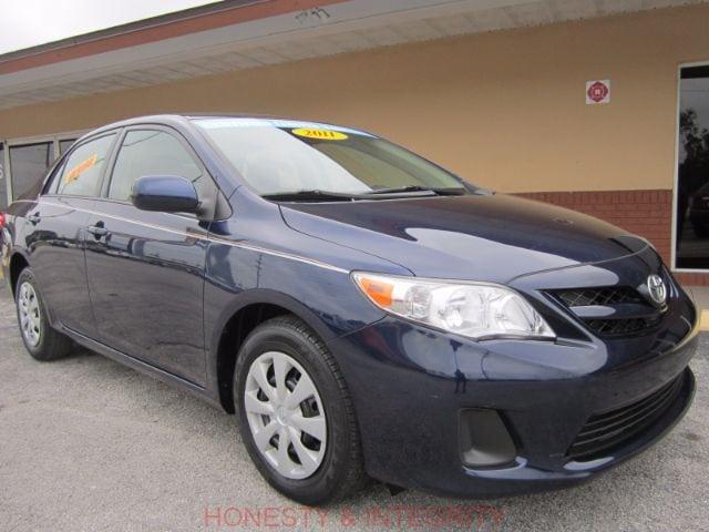 2011 Toyota Corolla – J 4628