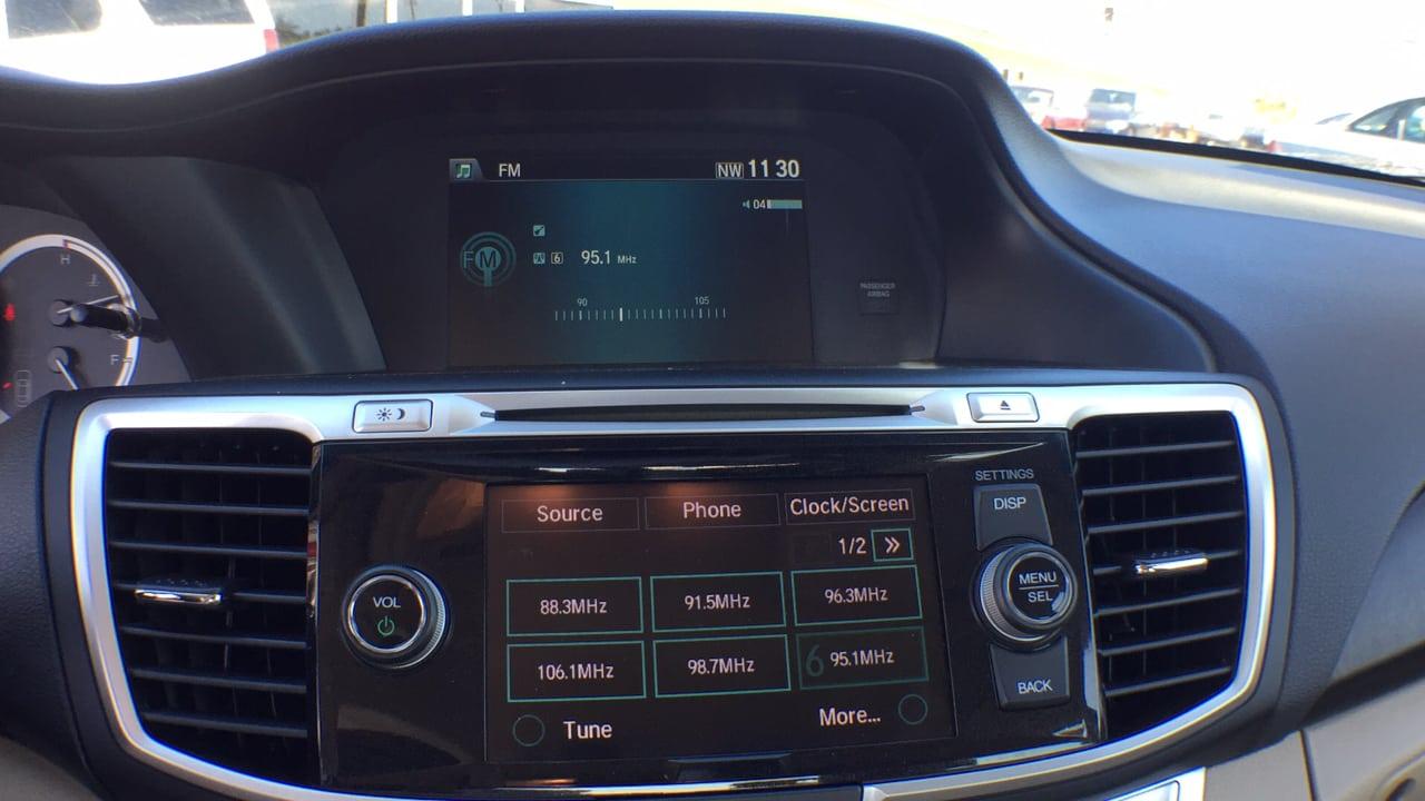 2013 Honda Accord – J 4629